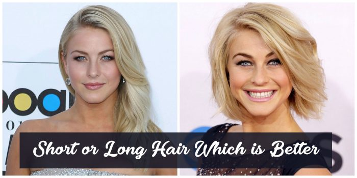 Short Or Long Hair Which Is Better Hair Style Guide